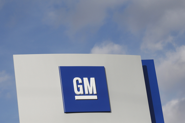 General Motors continue de résister aux pressions de Donald Trump pour freiner... (Photo Rebecca Cook, archives Reuters)