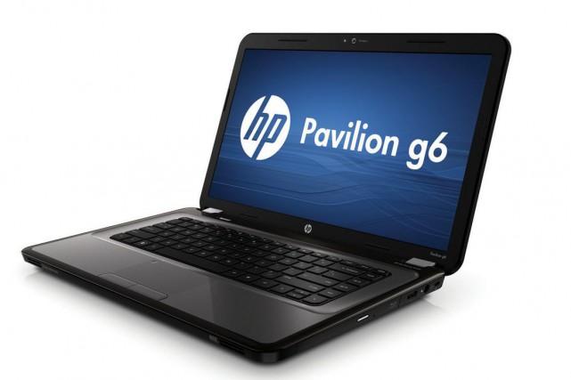 Un HP Pavilion G6... (Photo fournie par HP)
