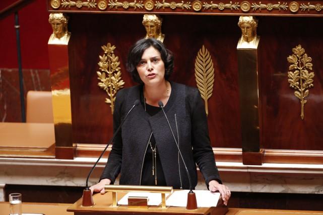 «Je souhaite que cette loi fasse du bien... (PHOTO FRANÇOIS GUILLOT, AFP)