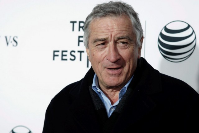 Robert de Niro sera au Festival de Cannes... (PHOTO ARCHIVES AP)