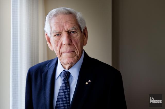 L'ex-ministre de la Santé du Québec Claude Castonguay.... (Photo Marco Campanozzi, archives La Presse)