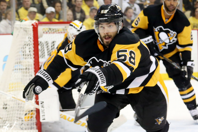 Kristopher Letang... (Photo Charles LeClaire, USA Today)