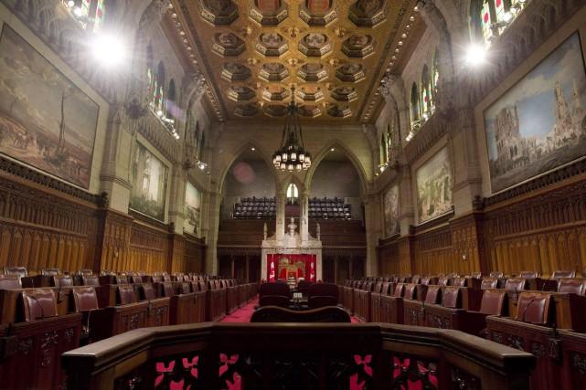 Un projet de loi destiné à protéger les Canadiens contre l'utilisation par des... (PHOTO ADRIAN WYLD, ARCHIVES LA PRESSE CANADIENNE)