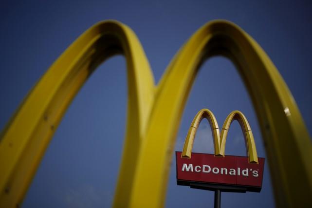 Le Grand McDon au profit de la santé des enfants (Bloomberg)