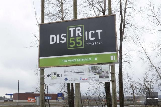 La Ville considère aujourd'hui que le terrain de... (Sylvain Mayer, Le Nouvelliste)