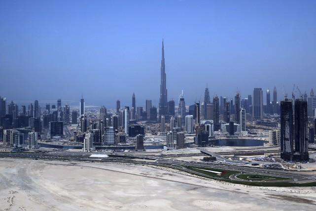Les Émirats arabes unis ont commandé une étude... (AFP,  Marwan Naamani)