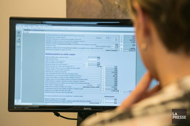 Selon Revenu Québec, le coût de traitement d'une... (Archives La Presse)