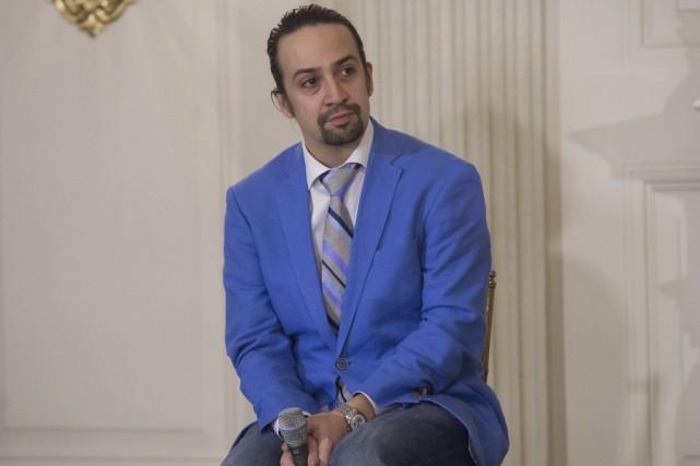 Lin-Manuel Miranda a écrit les dialogues et composé... (Archives AFP)