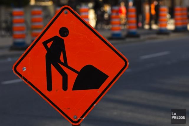 Cette menace de débrayage plane alors que Montréal... (PHOTO OLIVIER JEAN, LA PRESSE)