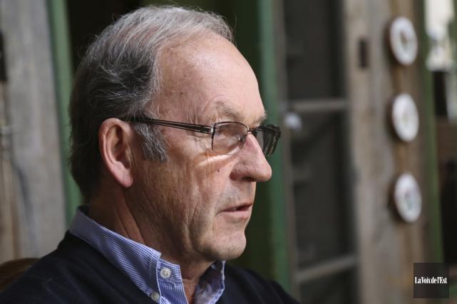 Le président de la SACS, Marcel Bundock, estime... (Archives La Voix de l'Est)