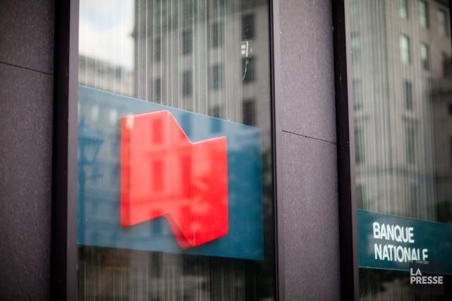 La direction de la Banque Nationale explique le... (Photo Sarah Mongeau-Birkett, Archives La Presse)