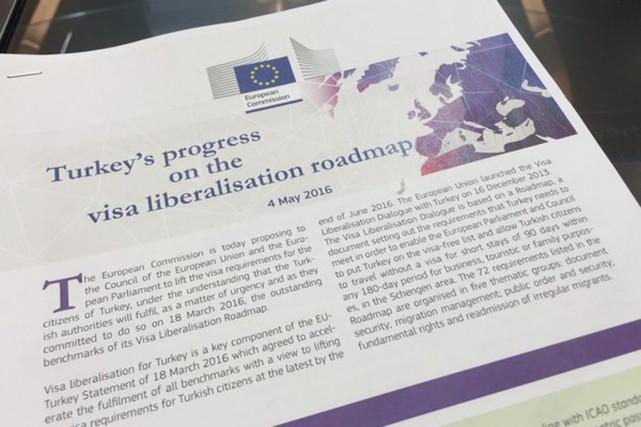 Dans un tweet, la commissaire européenne Margrethe Vestager... (PHOTO MARGRETHE VESTAGER, TWITTER)