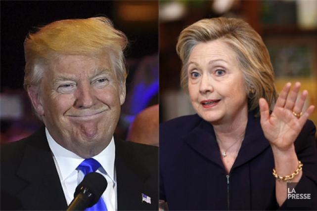 «À six mois de l'élection», le 8 novembre,... (PHOTOS ARCHIVES LA PRESSE)