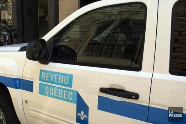 Revenu Québec procède à l'exécution de cinq mandats... (Photo d'archives)