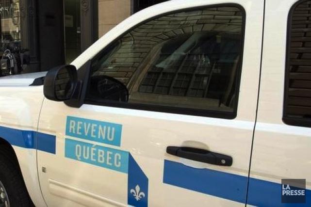 Les professionnels syndiqués de Revenu Québec ont entériné un mandat de grève... (Photo d'archives)