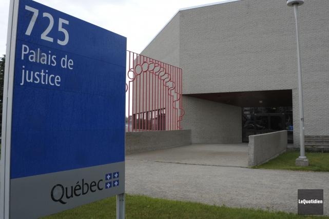 Palais de justice d'Alma.... ((Archives Le Quotidien))