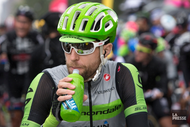 Ryder Hesjedal... (Photo Robert Skinner, archives La Presse)