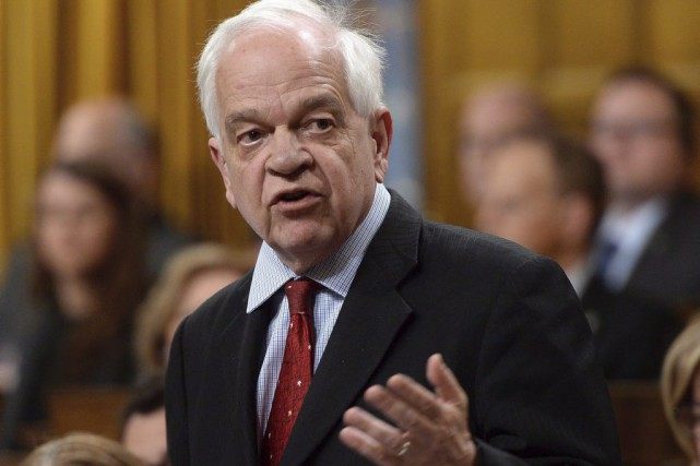 John McCallum... (Photo Sean Kilpatrick, archives La Presse Canadienne)