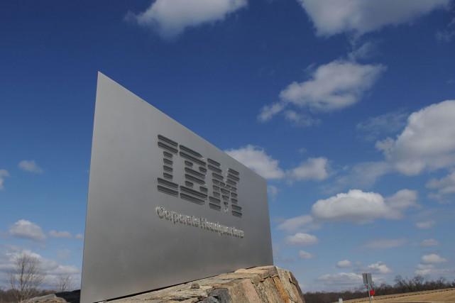 Le groupe américain IBM veut mettre l'informatique quantique à la portée de... (PHOTO AFP)