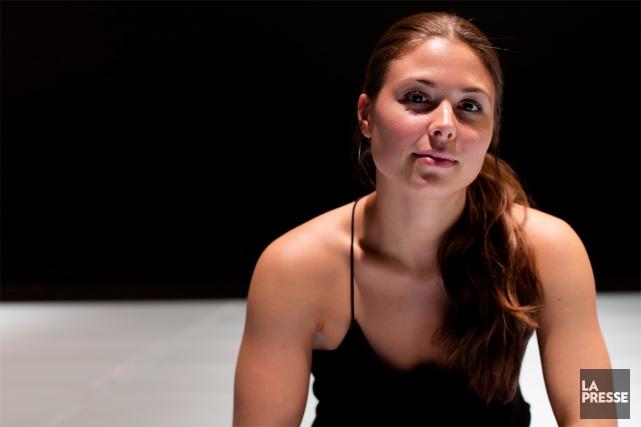 La chorégraphe et danseuse Daina Ashbee... (PHOTO OLIVIER JEAN, LA PRESSE)