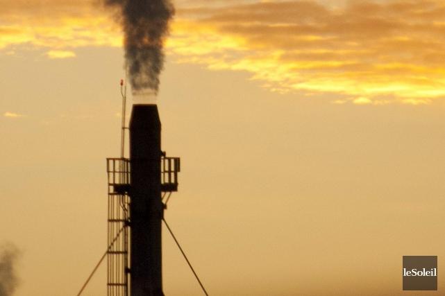 Pour atteindre son objectif de réduction de gaz... (Photothèque Le Soleil)