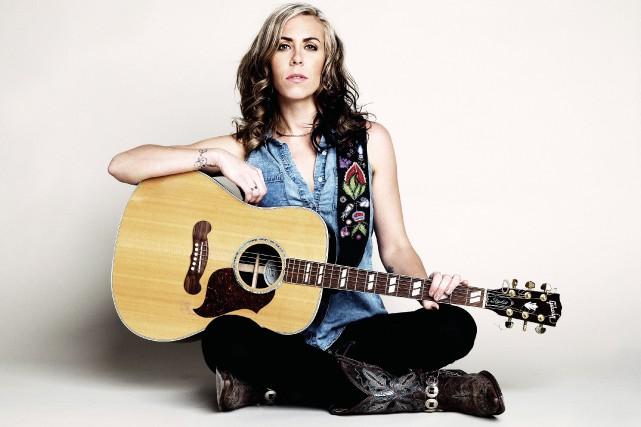 Avec son quatrième album, Holding Patterns, Amanda Rheaume... (Courtoisie)