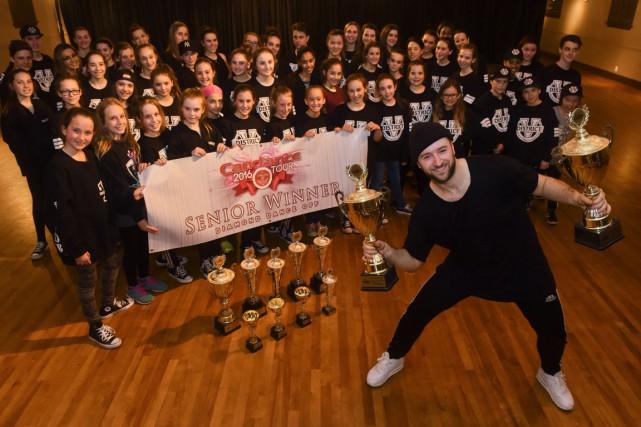 Le Studio de danse District V de Trois-Rivières...