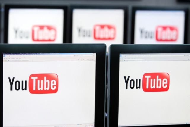 Le service de vidéo en ligne YouTube, filiale de Google/Alphabet, veut lancer... (PHOTO BLOOMBERG)