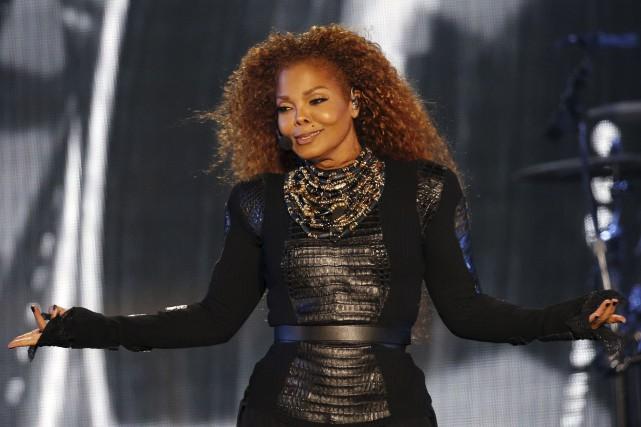 Janet Jackson... (PHOTO ARCHIVES AFP)