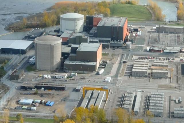 Hydro-Québec amorcera sous peu la construction de deux... (Archives)