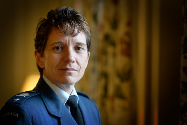 Lise Bourgona dirigé pendant septmois la mission contre... (PHOTO BERNARD BRAULT, LA PRESSE)