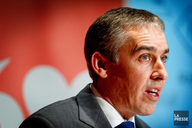 Le député Nicolas Marceau ne sera pas candidat... (Photothèque La Presse, Marco Campanozzi)