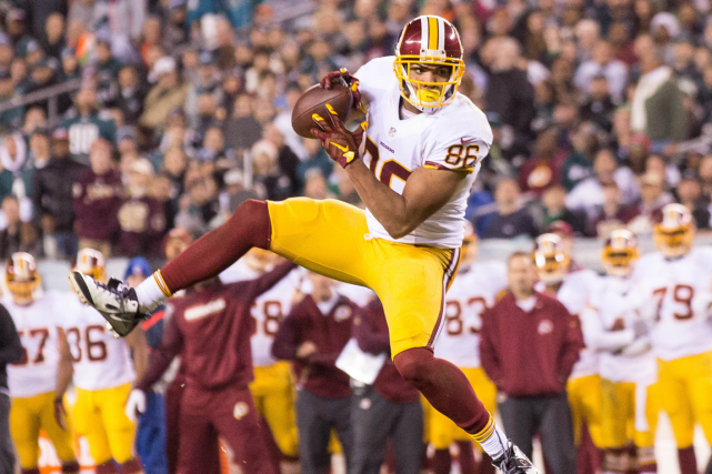 Jordan Reed... (Photo Bill Streicher, USA Today)