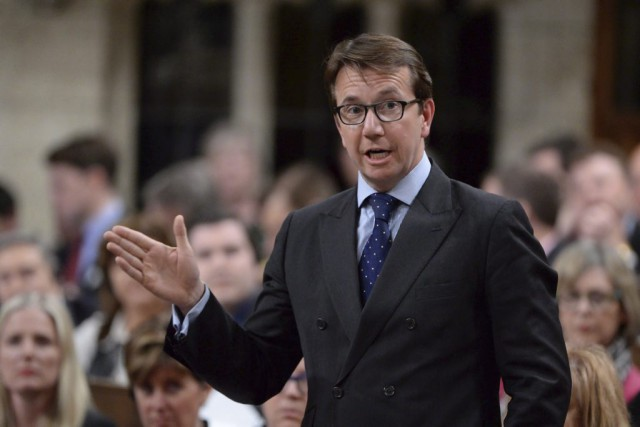 Scott Brison... (Photo Adrian Wyld, archives La Presse Canadienne)