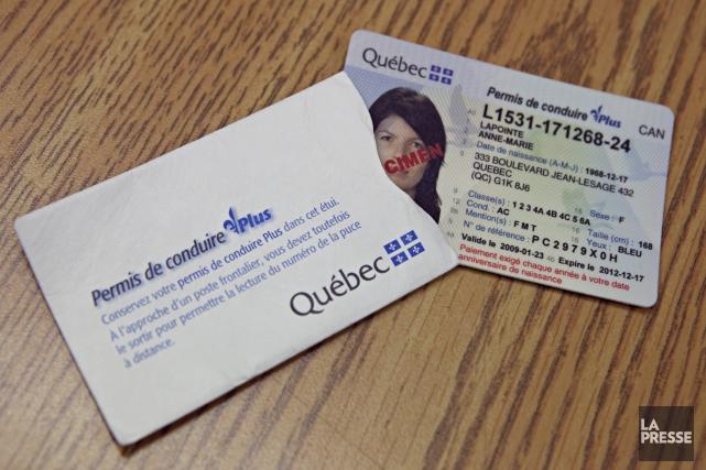 À compter du 1er janvier prochain, les Québécois qui passent par l'État... (Archives La Presse)