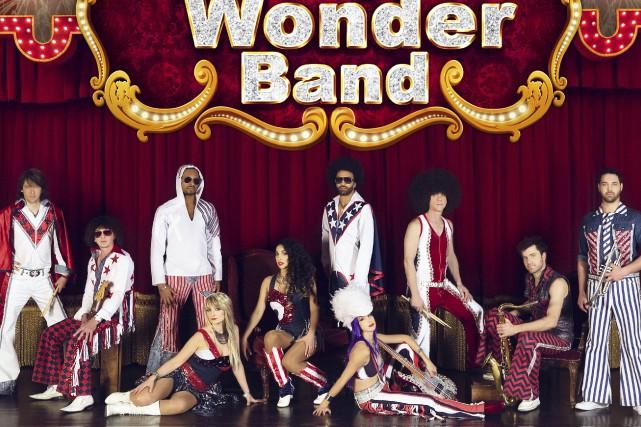 Le Boogie Wonder Band souligne ses 20 ans... (Fournie)