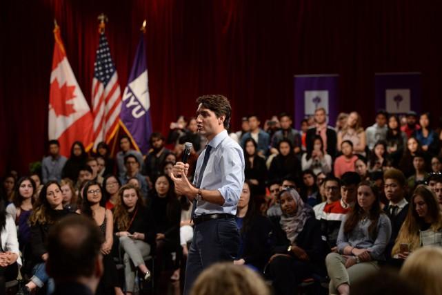 «M. Trudeau a promis le