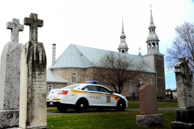 Les policiers de la Sûreté du Québec sollicitent la collaboration du public... (Photo collaboration spéciale, Éric Beaupré)