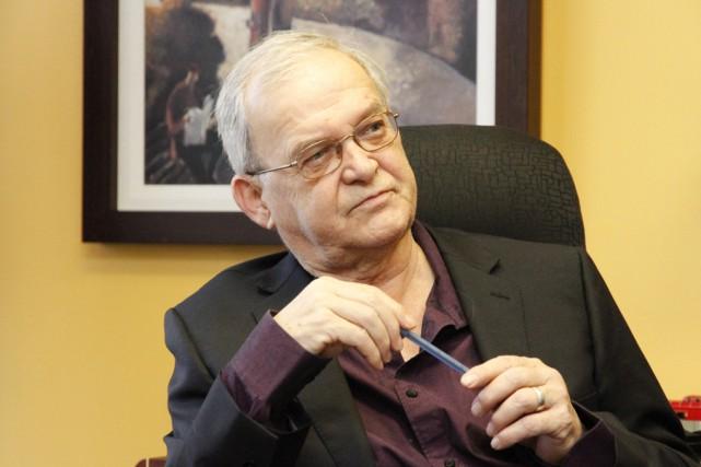 Réjean Genest a quitté la vie politique pour... (Archives La Voix de l'Est)