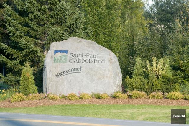 Saint-Paul-d'Abbotsford mettra en place un comité responsable d'évaluer... (Archives La Voix de l'Est)