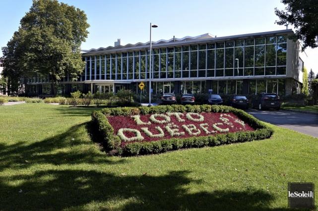 Loto-Québec demeurera locataire du 955, Grande Allée Ouest... (Photothèque Le Soleil, Patrice Laroche)