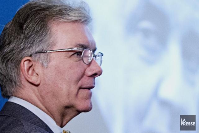 Selon Daniel Turp, le désormais ex-chef du PQ... (Archives La Presse)
