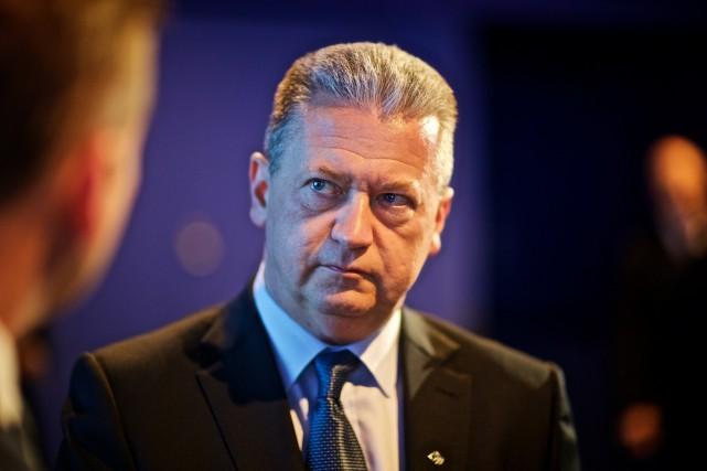 «Nous avons eu une relation difficile avec Hydro-Québec... (Photo André Pichette, La Presse)