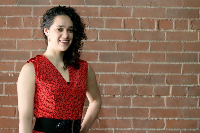Rebecca Cohen-Palacios, 31 ans, est développeuse, interface, chez... (PHOTO FRANÇOIS ROY, LA PRESSe)