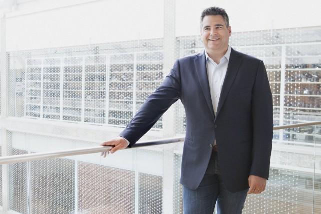 David Bensadoun est président d'Aldo Amérique du Nord... (Photo fournie par Aldo)