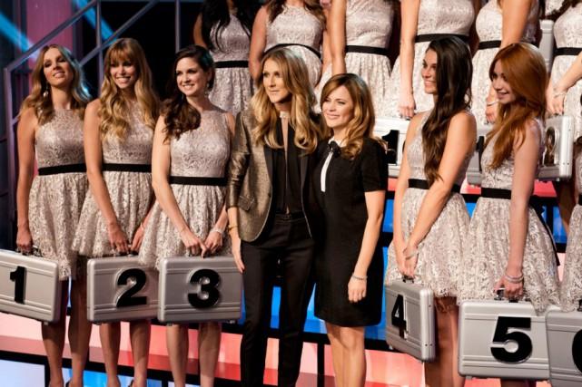 En 2011, Céline Dion, alors en pleine promotion... (photo fournie par tva)