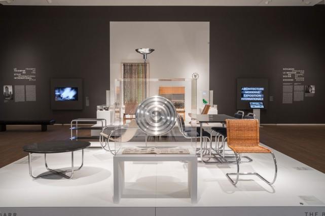 Partenaires en design présente des documents d'archives, une... (PHOTO DENIS FARLEY, FOURNIE PAR LE MBAM)