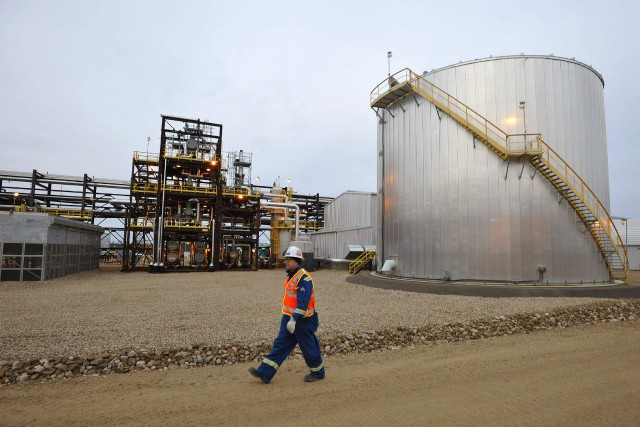L'Alberta a perdu plus de 20 000 emplois... (PHOTO TODD KOROL, ARCHIVES REUTERS)