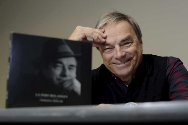 Autant chanteur qu'humoriste, François Léveillée présente aujourd'hui son... (Sylvain Mayer)