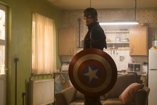 Capitaine America: la guerre civilemet la barre haut... (Fournie par Buena Vista)